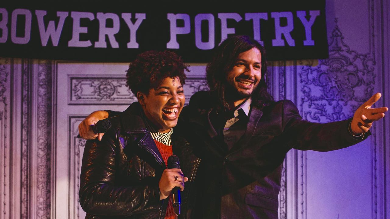 Welcome Back to Bowery Poetry!