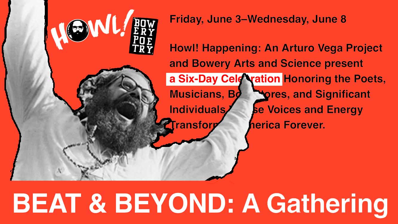 BEAT & BEYOND: A GATHERING – June 3rd to 8th!